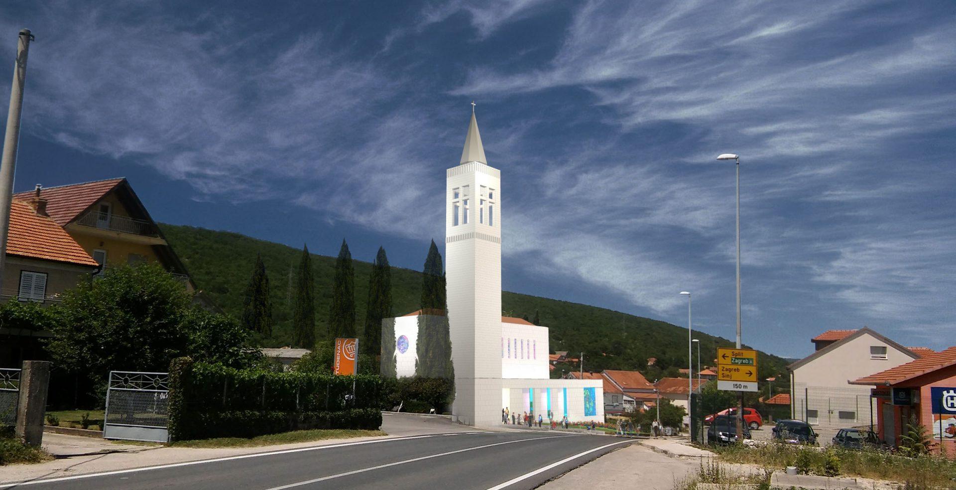Župa Gospe Sinjske - crkva Sv. Nikole u Brnazama